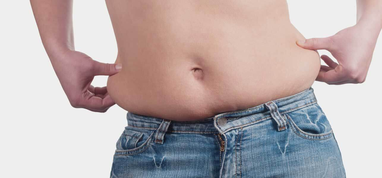 Easy way to reduce belly at home