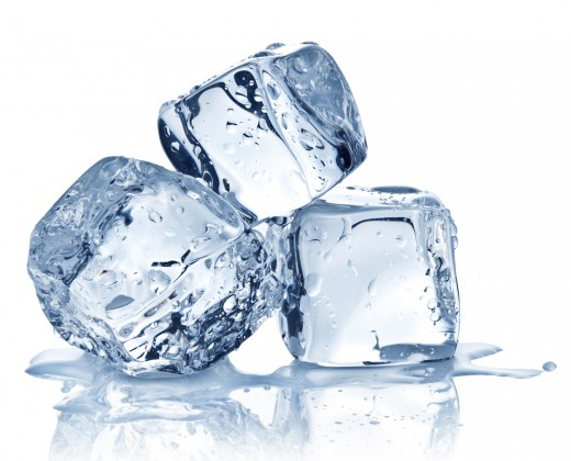 Benefits Of Ice In Hindi
