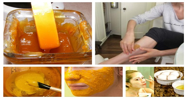 Natural Methods to Remove Unwanted Hair