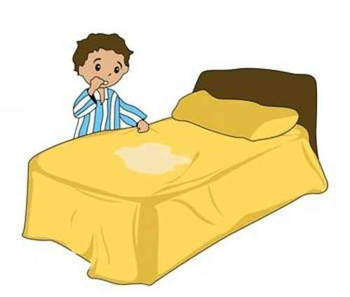 Tips to stop bed wetting in children