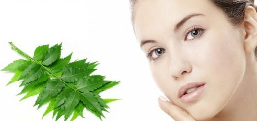 Neem for Skin and Hair in HIndi