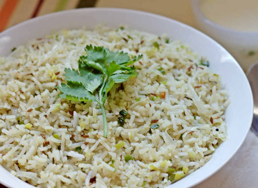 Left-over-rice