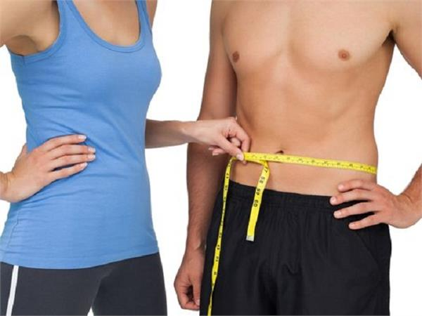 weight loss in men and women