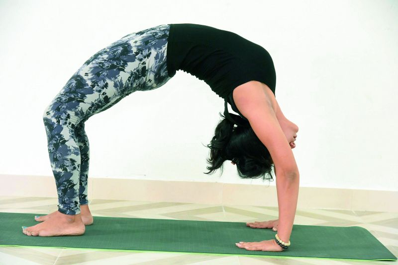 Stay Young with Anti-Aging Yoga