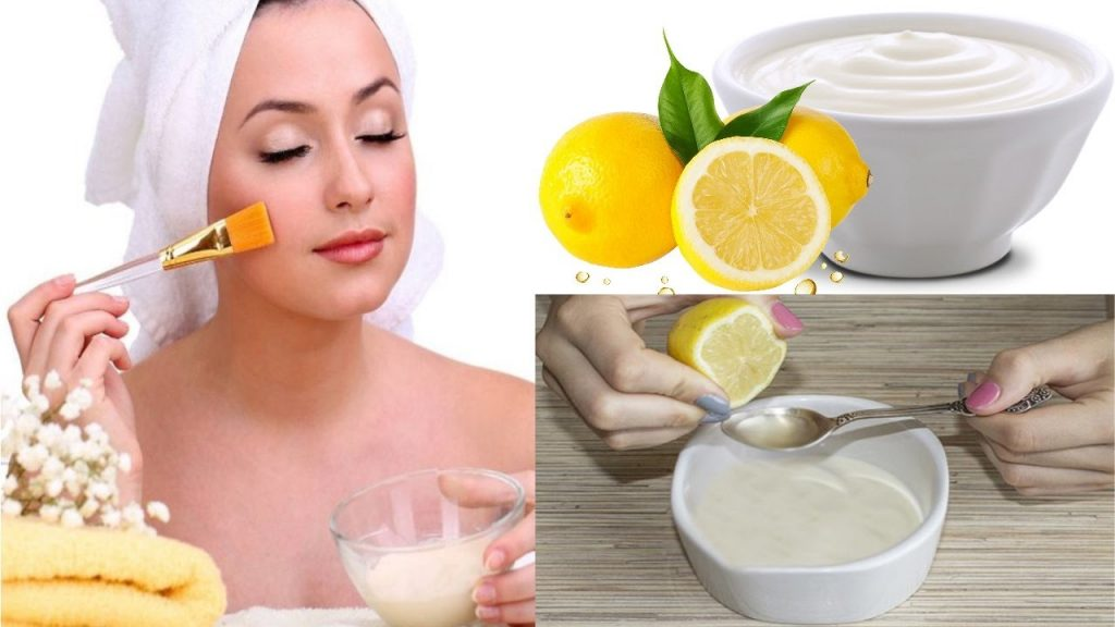 Lime Face Pack